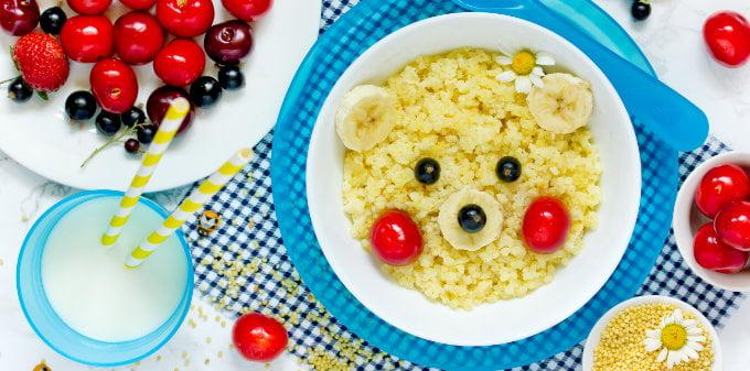 Porady żywieniowe dla rodziców