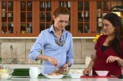Zapiekanka z mięsa mielonego z kaszą gryczaną i cukinią