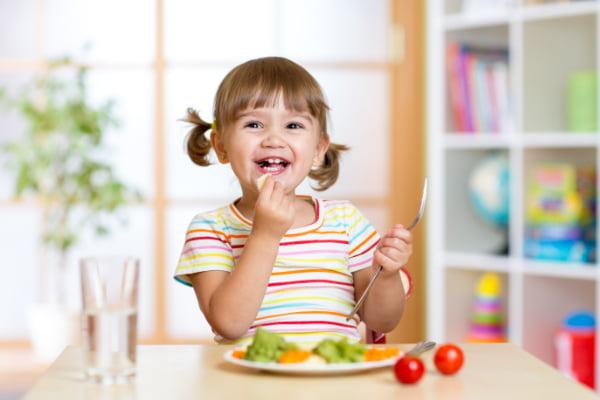 Kasza w diecie dzieci